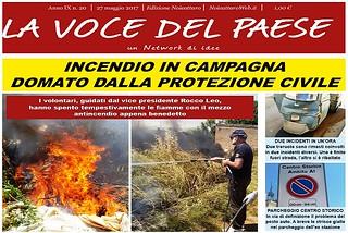 Noicattaro. Prima pagina n.20-2017 front