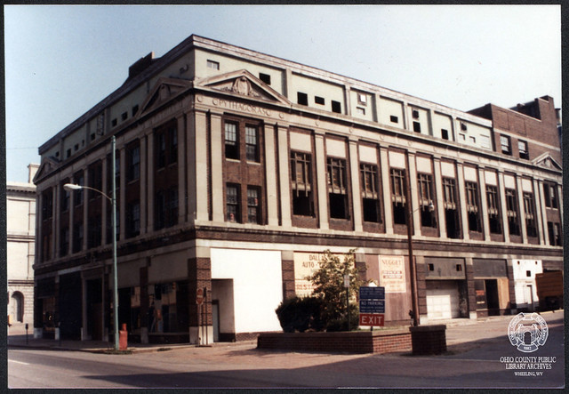 Pythian Lodge Building