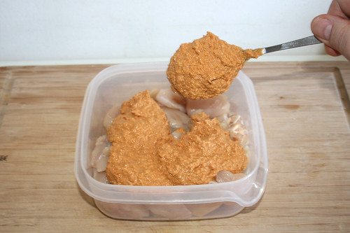 34 - Joghurtmischung hinzufügen / Add yoghurt mix
