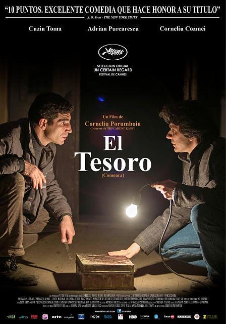 Cartel: El tesoro (2015)