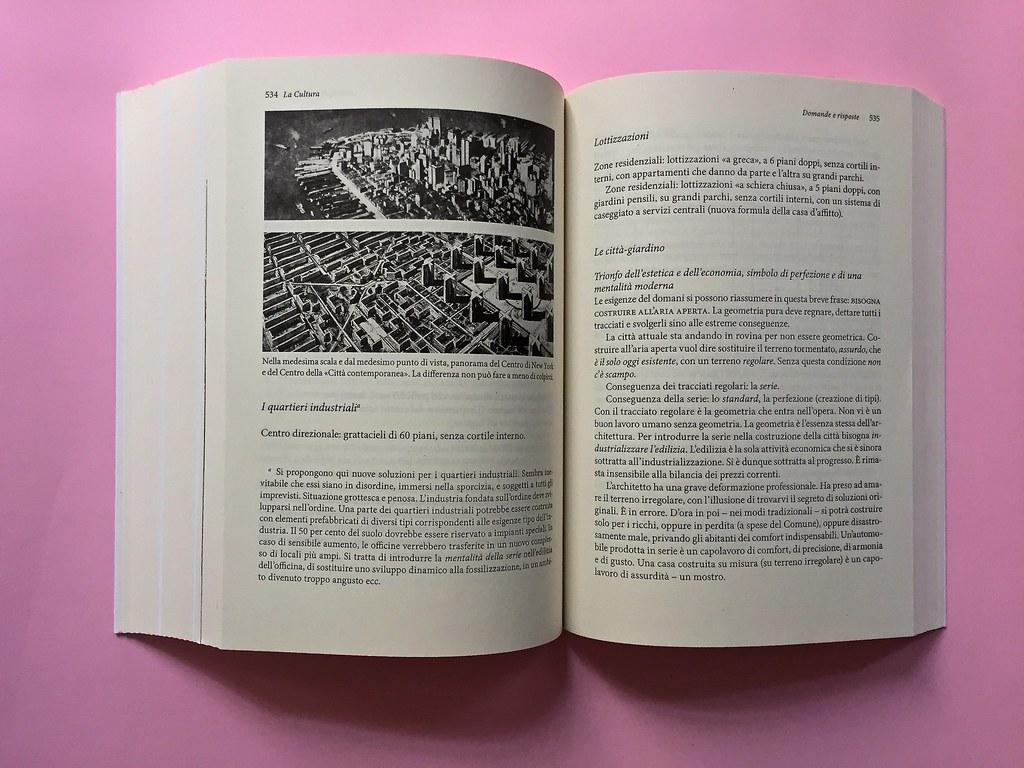 La Cultura, il Saggiatore, Milano 2016. Illustrazioni nel testo, in b/n [pag. 534 e 535] (part.), 1