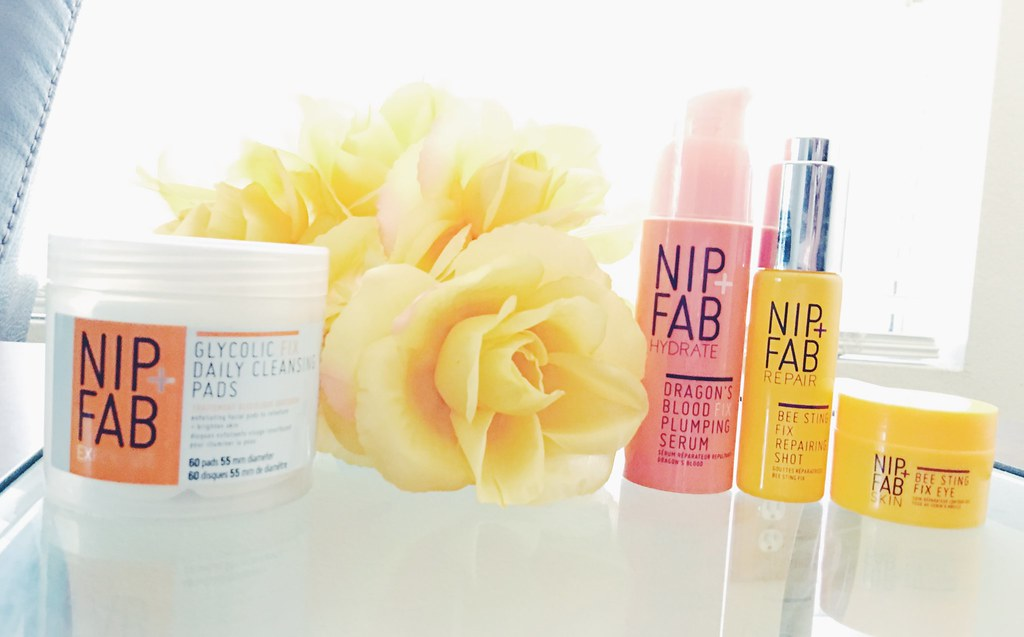 My Skin Care With Nip + Fab
