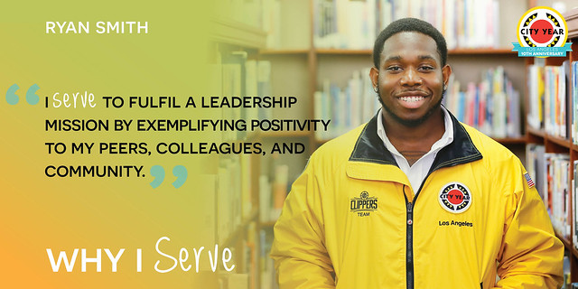 Why I Serve with City Year