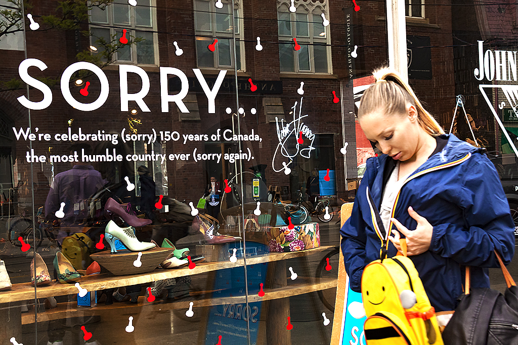 SORRY--Toronto
