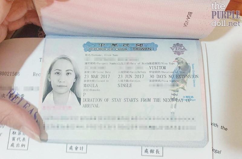 Taiwanese Visa for Filipinos