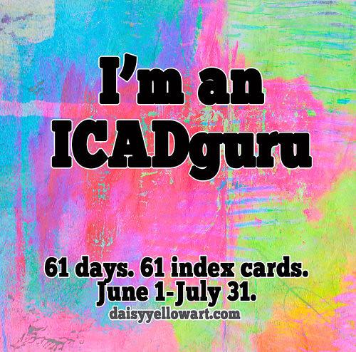 I'm an ICAD guru
