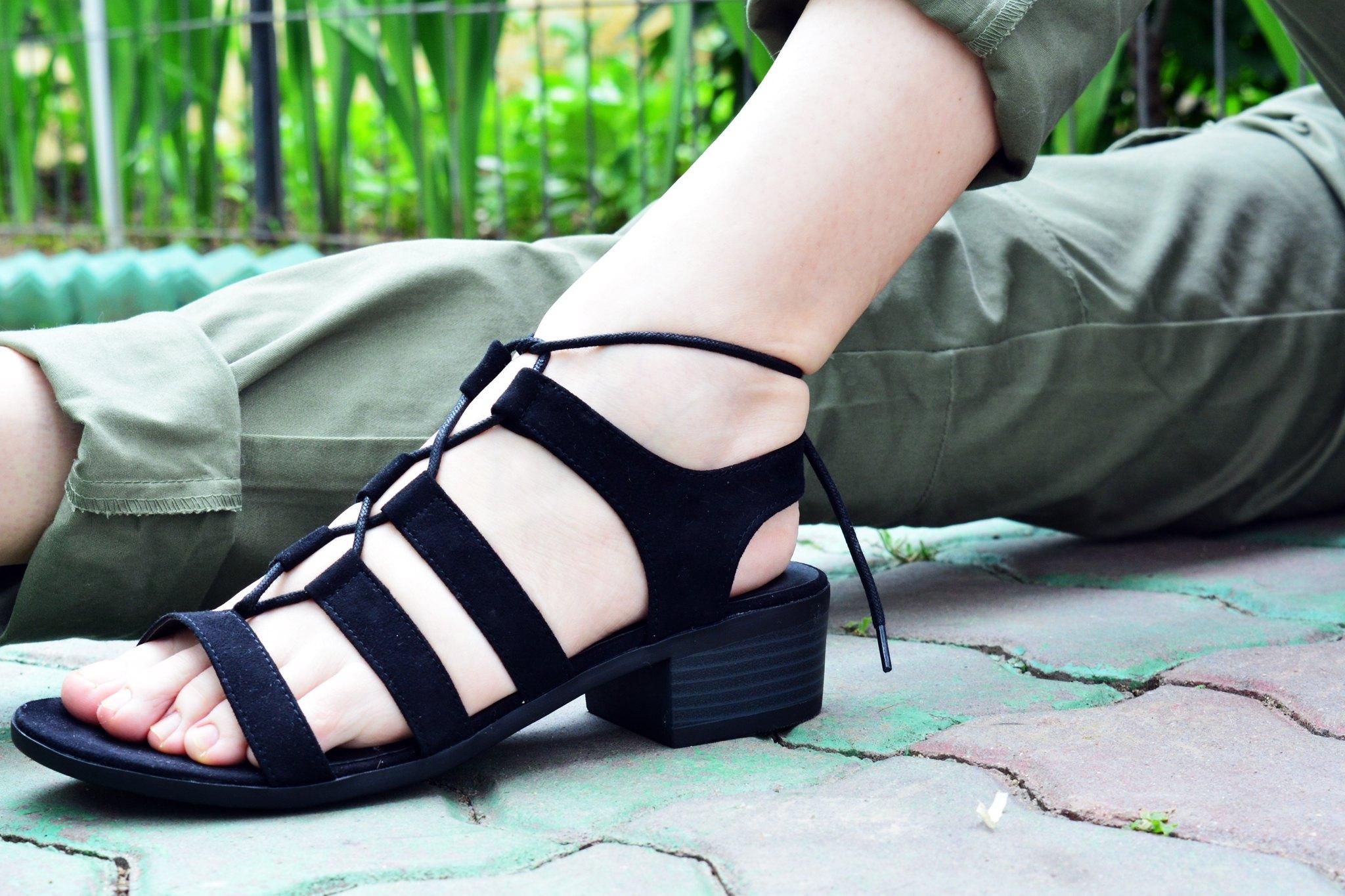 sandale bon prix
