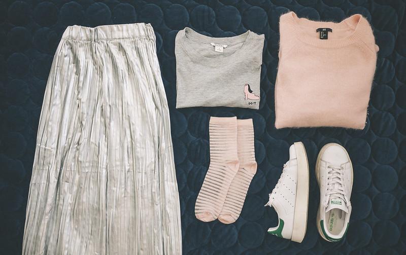 rosa & silver