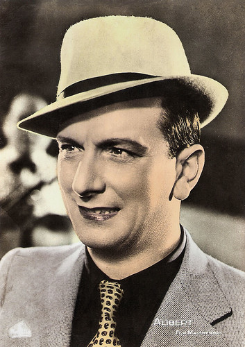 Henri Alibert in Titin des Martigues (1938)