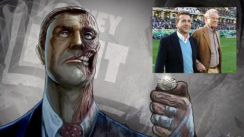 Pulvirenti-Zamparini: la profezia di Harvey Dent$