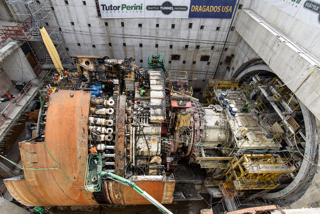 Disassembly Reveals The Inner Workings Of The SR 99 Tunnel