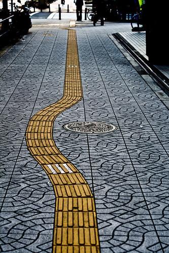 Special sidewalk