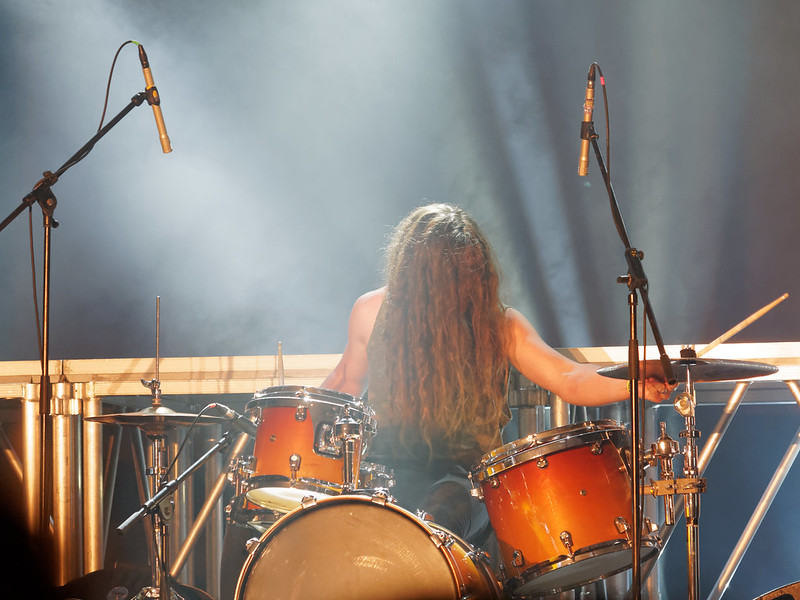 Concert Rock avec violon, violoncelle et batterie 35390511266_1bfe5b87aa_c