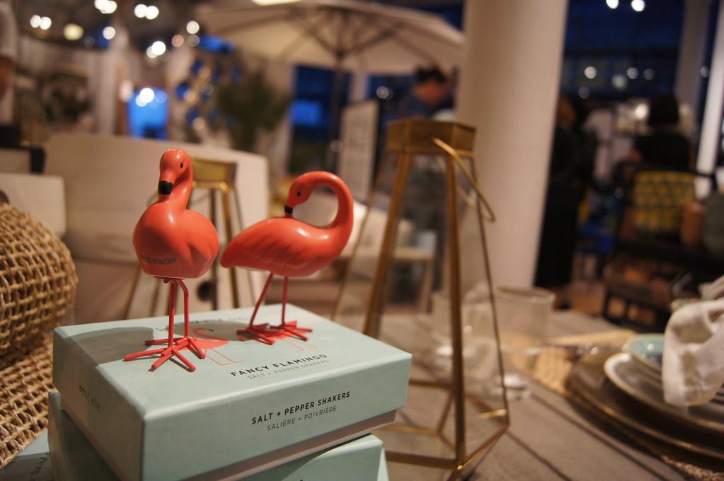 Blogtacular 2017 - flamingo