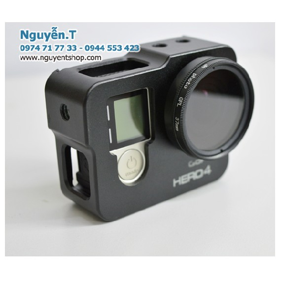 Filter phân cực JH photo HD CPL GoPro hero