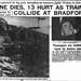 (19530520)  Train collision at Bradford  (20th May 1953)