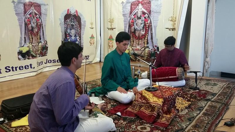 2017 Arangetram, Varun Koduvayur