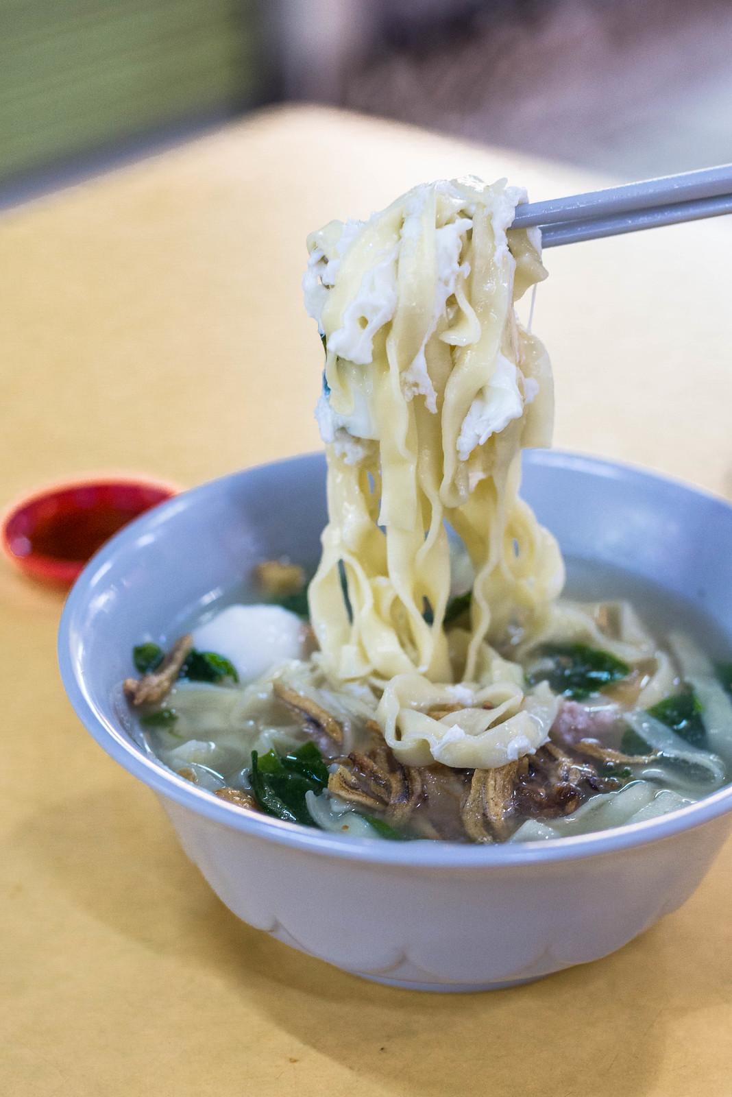 Ban Mian: Marsiling Handmade Mee Hoon Kueh