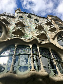 Amazing Architecture in Barcelona