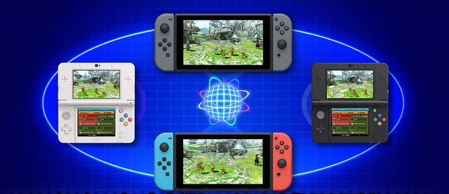 Nintendo Switch cross-play with Nintendo 3DS