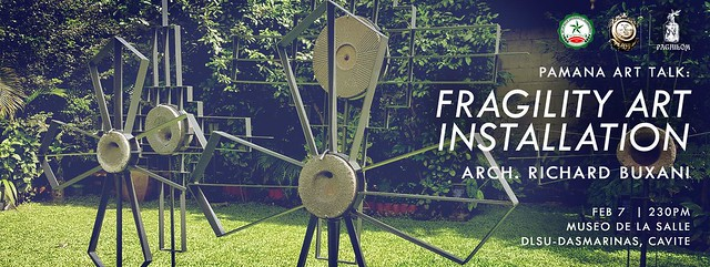 Fragility Art Installation by Arch Richard Buxani