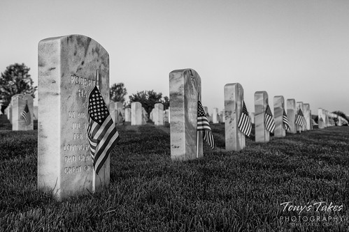 Heroes' final resting place - black and white | by TonysTakes