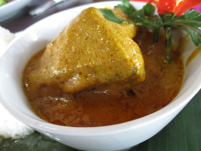 Cafe Ind kalio ayam curry