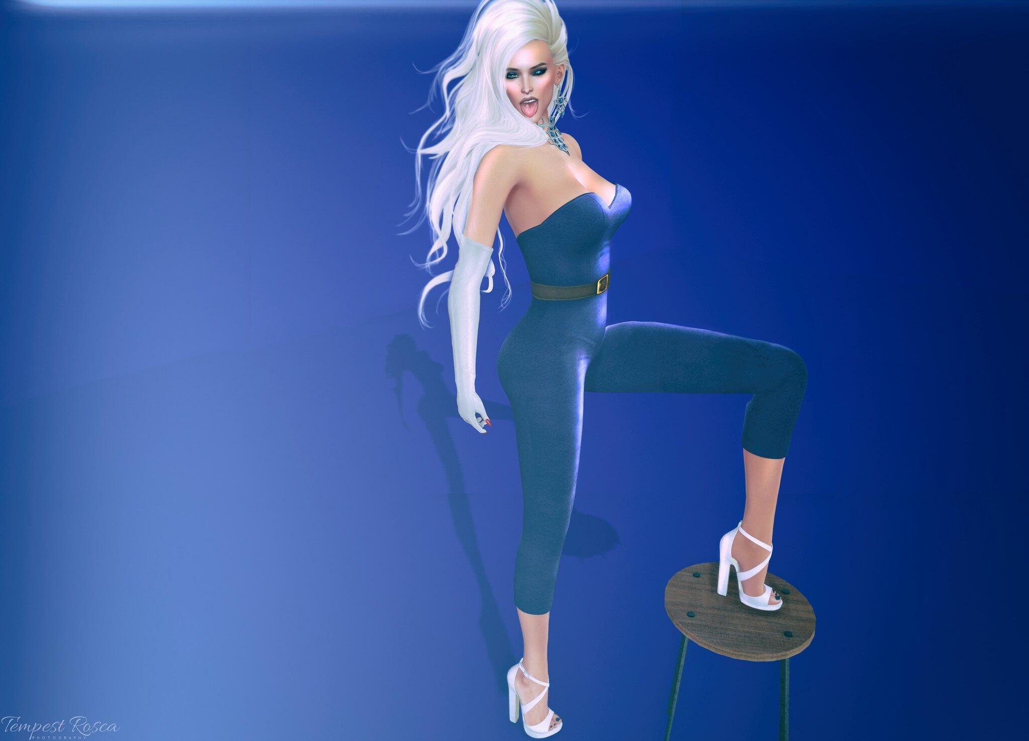 Belt Up, Betty! Blue magic...