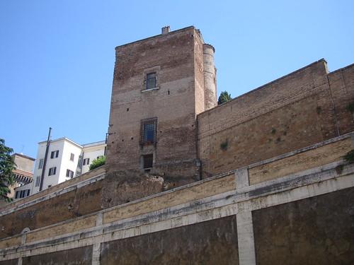 Torre degli Annibaldi 1200