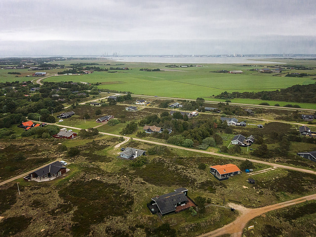 Fanø from above