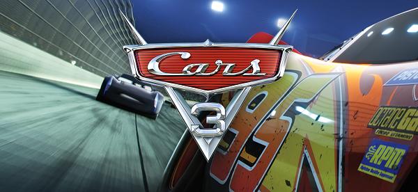 「Cars3」=邦題「カーズ/クロスロード」