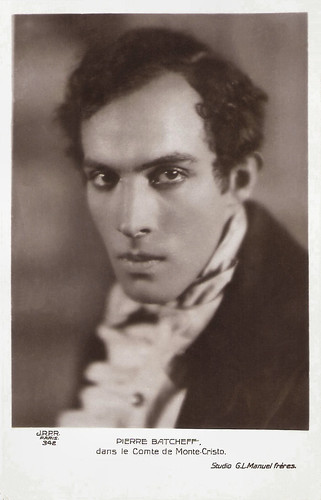 Pierre Batcheff in Monte Cristo (1929)