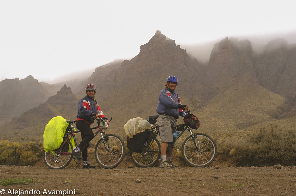 MountainBike en Patagonia