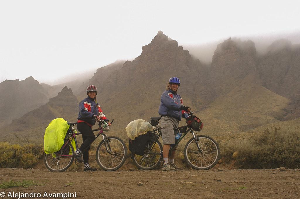 Mountainbike En Patagonia