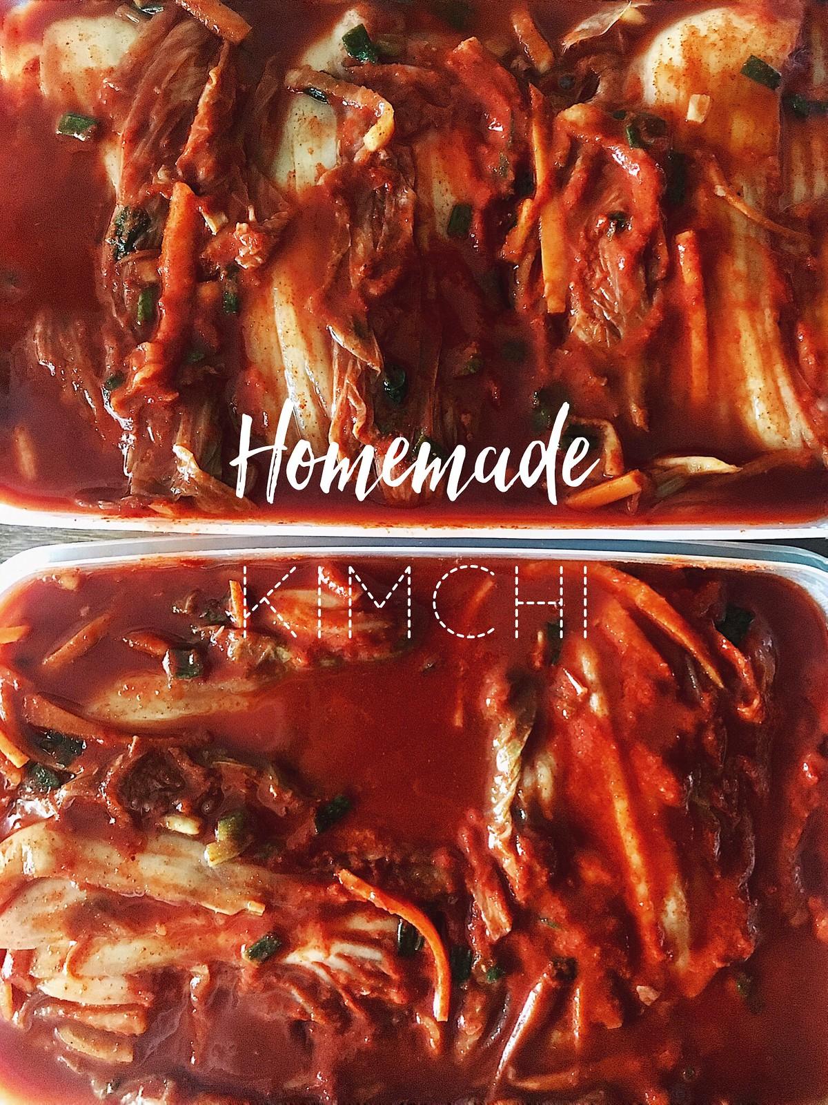 Maangchi Traditional Kimchi