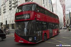 Wrightbus NRM NBFL - LTZ 1140 - LT140 - Shepherd's Bush 148 - RATP London United - London 2017 - Steven Gray - IMG_9496