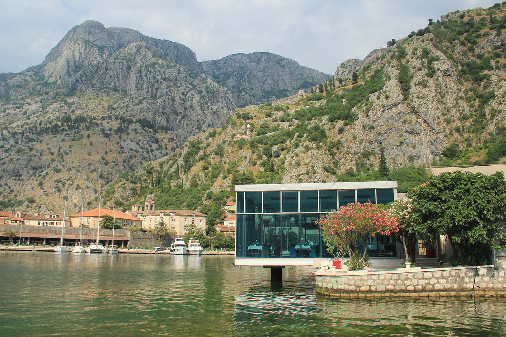 Galion Restaurant, Kotor Harbour