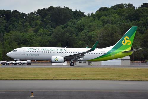 DSC_8737-SPRING AIRLINES JAPAN