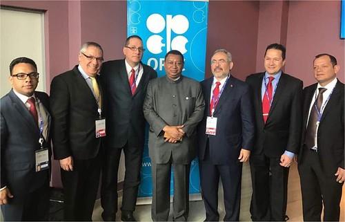 Delegación venezolana Foro de San Petesburgo