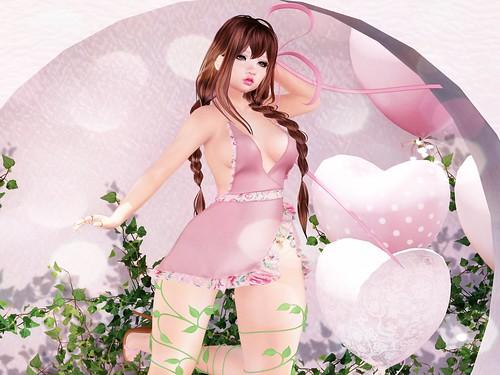 Spring In My Step {627}