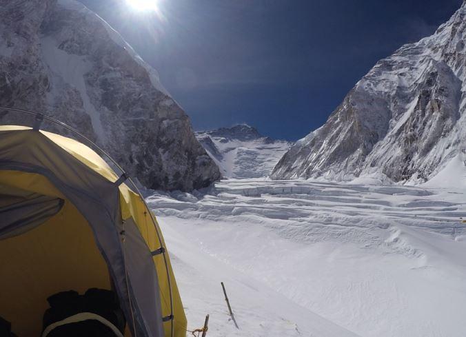 Camp I - 5.950m