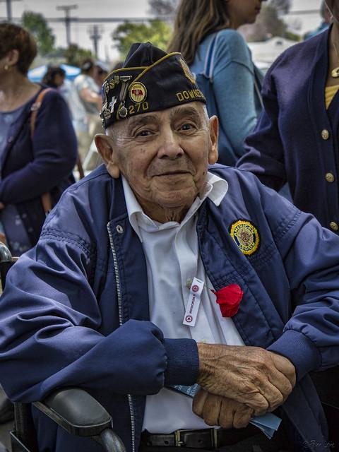 Charles Eldridge WWII veteran