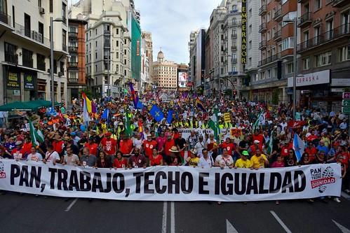 Marxes Dignitat - Madrid