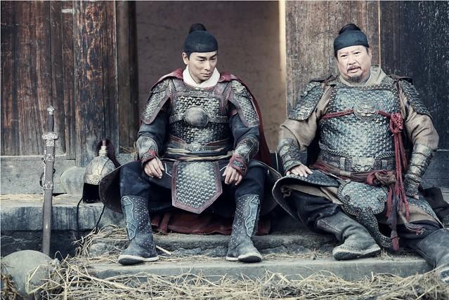 God of War Sammo Hung Vincent Zhao