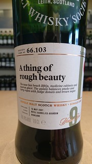 SMWS 66.103 - A thing of rough beauty