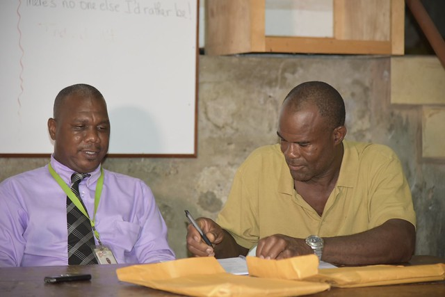 Contracts for Community Road Enhancement in Soufriere
