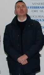 Il consigliere di opposizione Rino Carelli