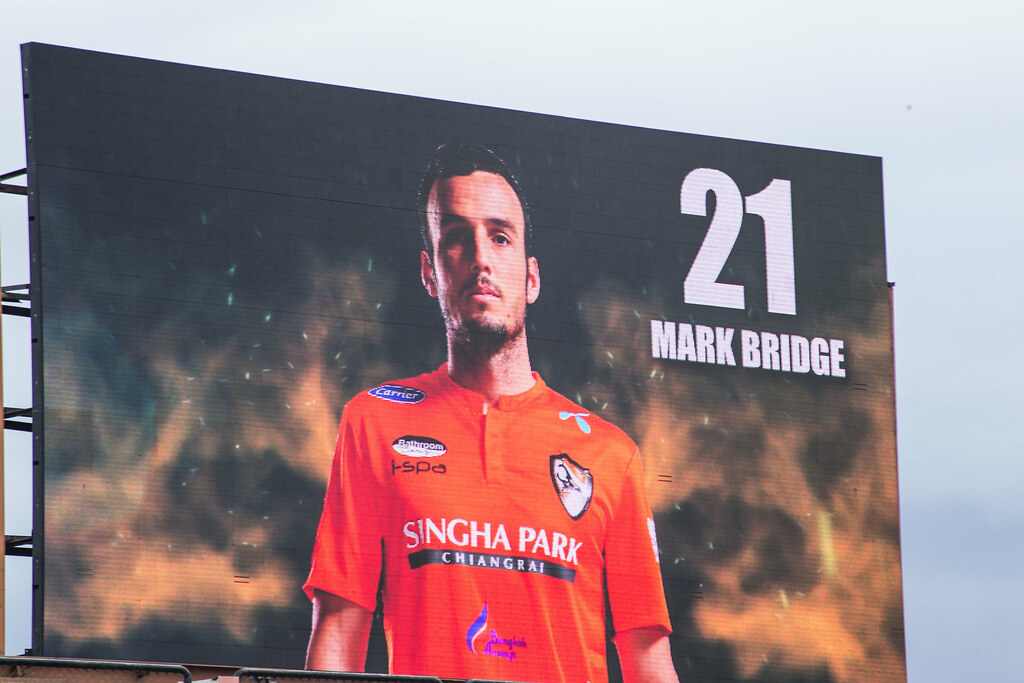 Mark Bridge 21