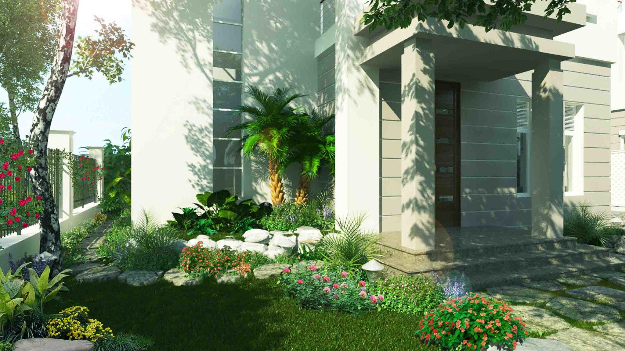 Kết quả hình ảnh cho Thiết kế căn hộ Lucky Garden