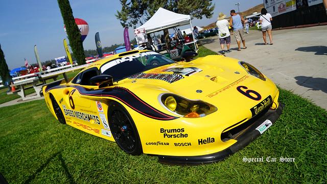 Gunnar Racing Porsche Gunnar GT1 No 6